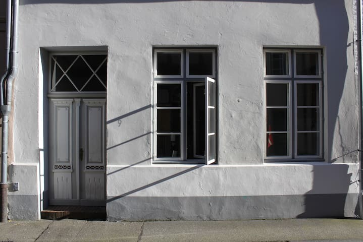 Maisonettewohnung auf der Altstadtinsel - Lübeck - Apartamento