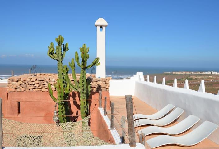 Maison de charme traditionnelle. - Sidi Ifni - Дом