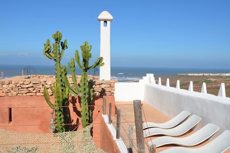 Maison de charme traditionnelle. - Sidi Ifni - House