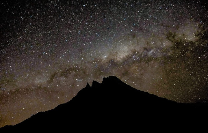 Behold the amazing Milky way