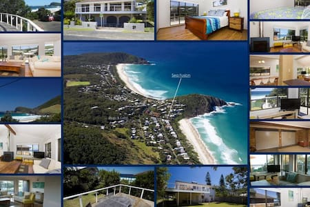 Beach House Seafusion - Blueys Beach - Rumah