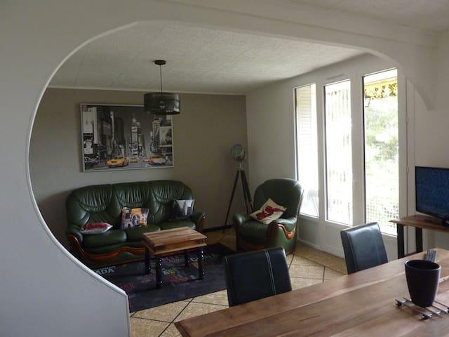 Idéal pour famille au calme - Nizza - Condominio