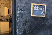 Always welcome!