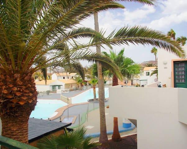 Puerta del Sol appartamento vista piscina Canarie