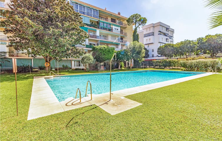 Holiday apartment with 2 bedrooms on 70m² in Marbella