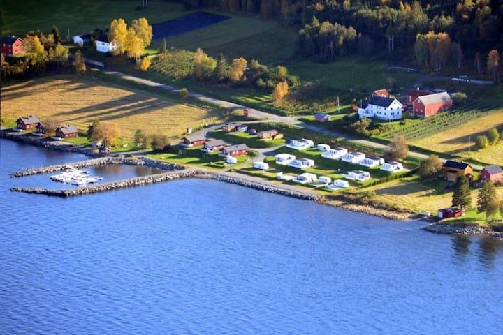 Hellberg Gård / Frosta Fjordbuer