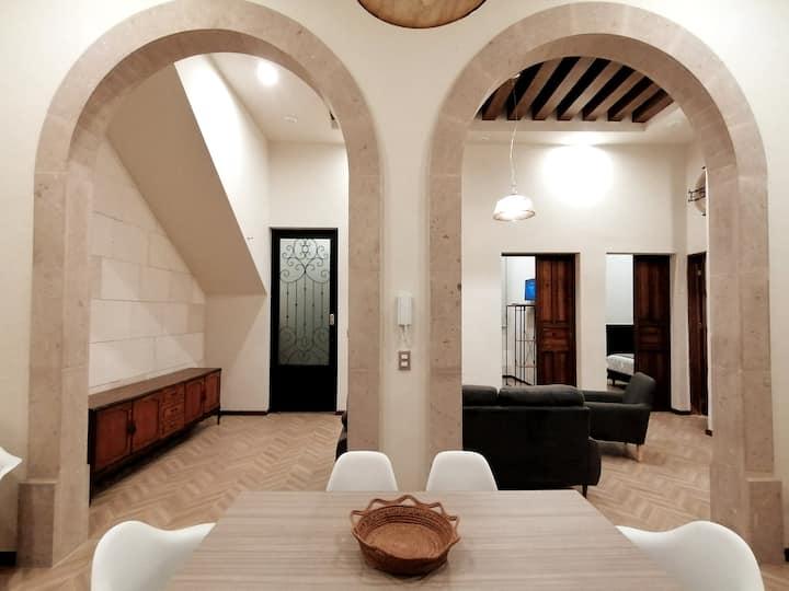 Casa SERAPIO -HERMOSA- en el corazón de Morelia