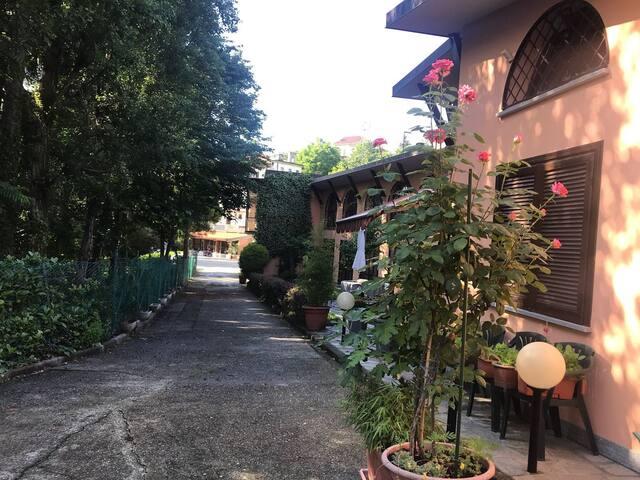 Villa Eugenia Torino Wifi free