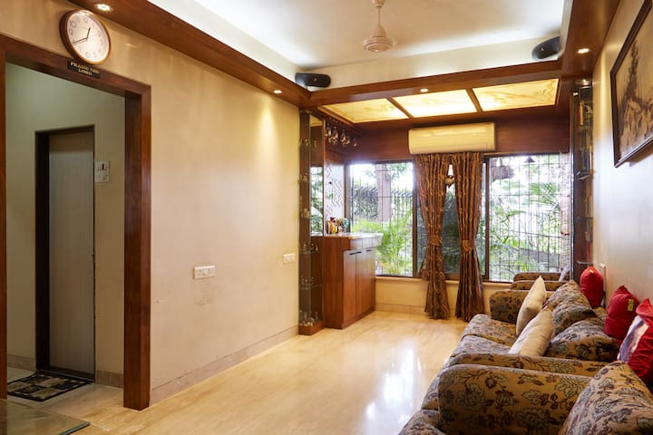 A private cosy apartment - Mumbai - Huoneisto