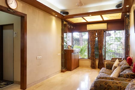 A private cosy apartment - Mumbai - Wohnung