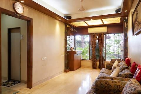 A private cosy apartment