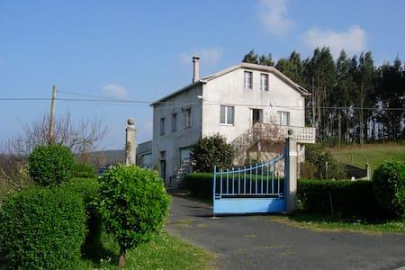 Loiba. The best bank of the world - Ortigueira - Haus