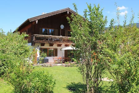 Traumhafte FeWo Oberammergau   90qm - Oberammergau - Apartment - 2