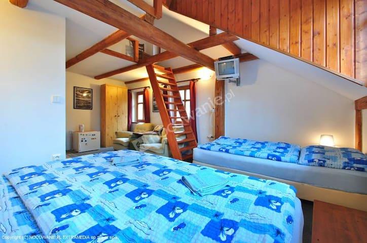Cosy room 1 Artur - Ski areal Cerny Dul, Krkonose - Černý Důl - Casa
