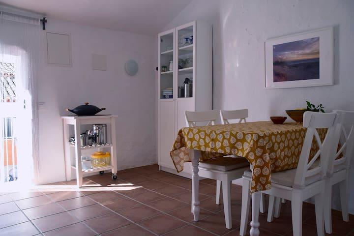 Casa Al Monte,  pour solitaires et amoureux