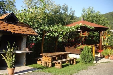Paradise near river Gacka - Ličko Lešće