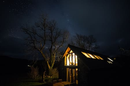 Romantic Retreat in the Welsh Mountains