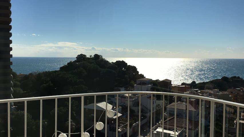 Mediterráneo a tus pies, Barcelona - Montgat - Apartment