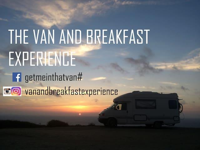 The Van and Breakfast Experience Sardinia - カリアリ - キャンピングカー/RV車