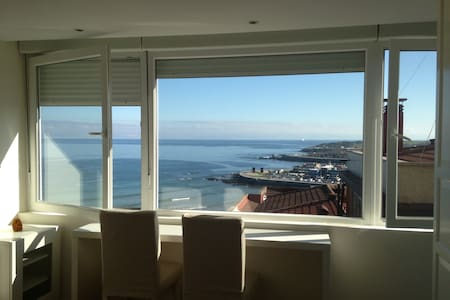 Piso de lujo en primera línea de playa San Lorenzo - Gijón - Altres