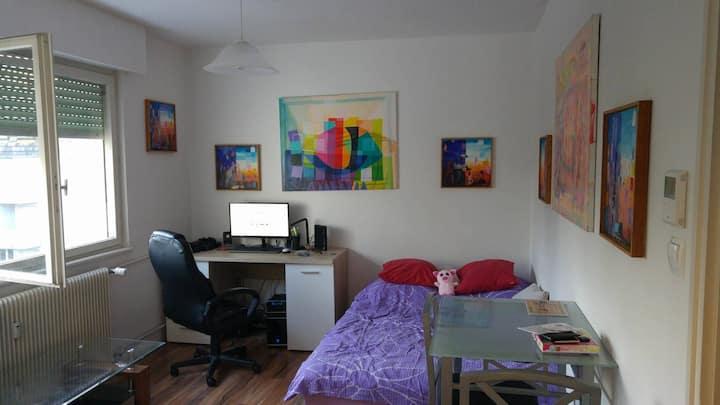 Studio atypique de 30m2