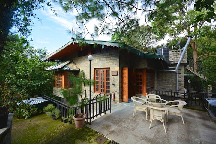 Seclude Ranikhet - Private Cottage in Ranikhet