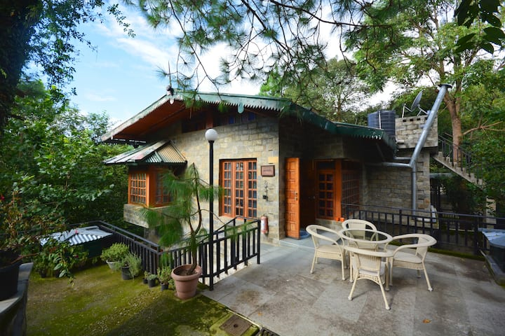 Seclude Wildside, Majkhali - Private Cottage