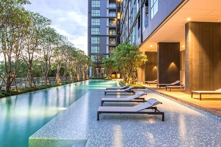 Luxury Condominium with Gym and 50m swimming pool