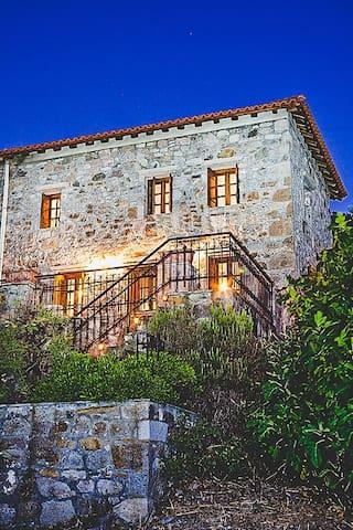 Traditional Stone Villa Close To Beach