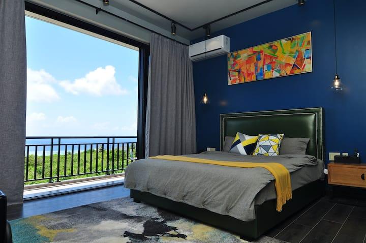 SKYLINE Designer Hotel Deluxe Sea View Room