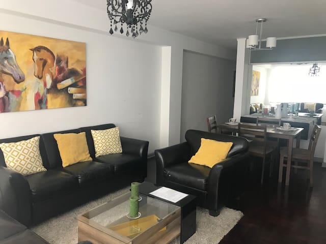 SI 102 - 2 bedroom apartment fully furnished