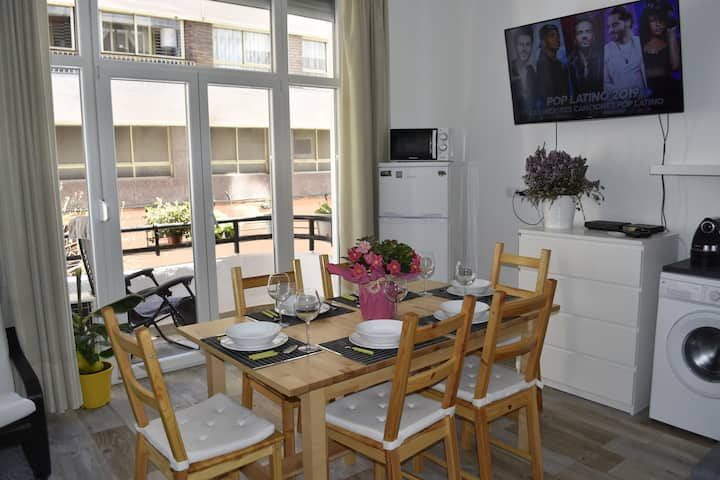 Lovely apartment near the Port of Alicante