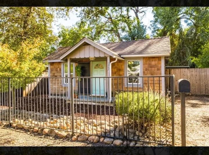 Cute+Sunny+Private Home in Central Chico