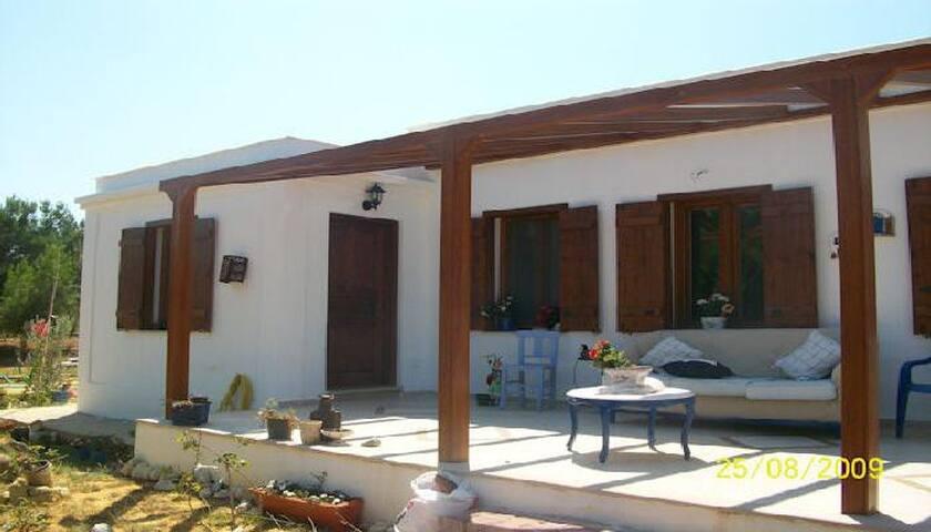 Mastika Bağ Evi - Bozcaada - Huis
