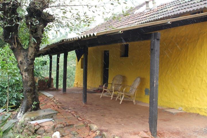 Golden Wood -Farmer's Home -Sky Room