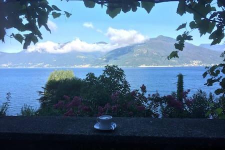 Charming Rustic House on Lago Maggiore. - Luino