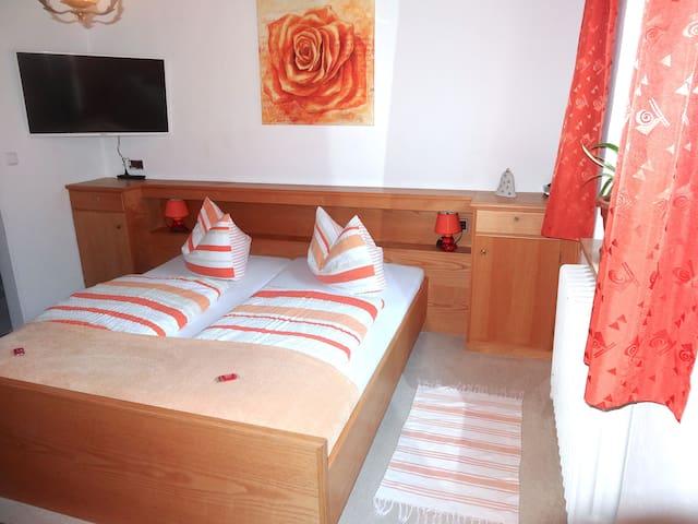 Doppelzimmer mit tollem Bergblick