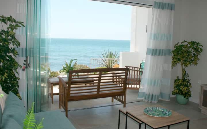 Apartamento Estepona en primera línea de playa