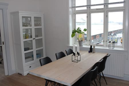 Charming apartment in the heart of Aarhus - Aarhus - Daire