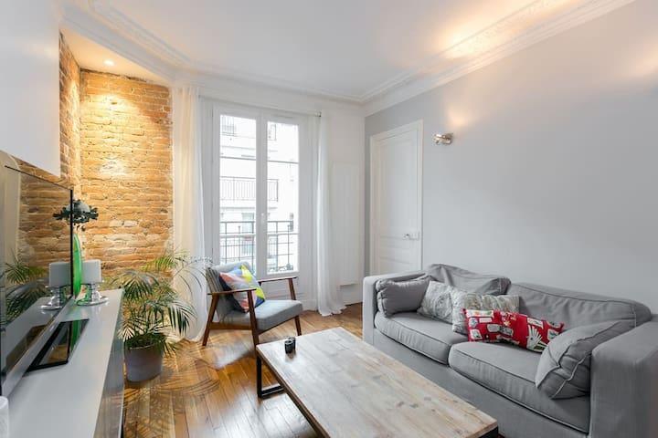 Our lovely flat / Near Eiffel Tower