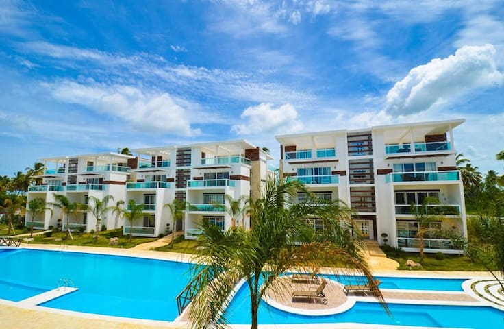 Luxury great 1BR with jacuzzi - Punta Cana - Serviced apartment