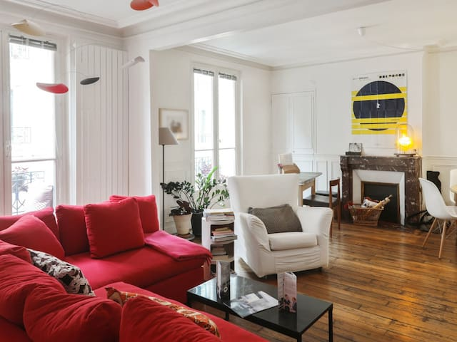 Charming flat close to Bastille, Gare de Lyon and Nation in Paris - Welkeys