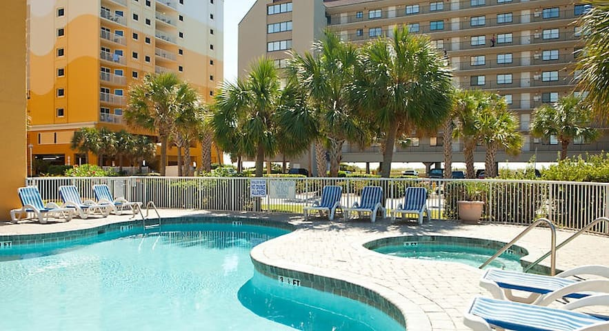 Ocean Front Timeshare in North Myrtle Beach