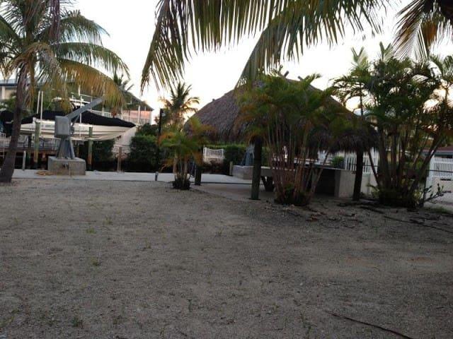 Cozy Paloma Waterfront Point W/Fishing Option 4- 2 - Key Largo - Apartment