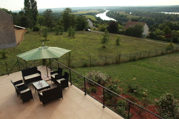 Villa DIANEVANE DIANE - Saint-Martin-la-Garenne - Hus