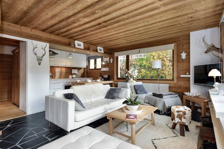 Appartement cosy dans le centre de Courchevel 1650 - Saint-Bon-Tarentaise