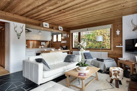 Appartement cosy dans le centre de Courchevel 1650 - Saint-Bon-Tarentaise