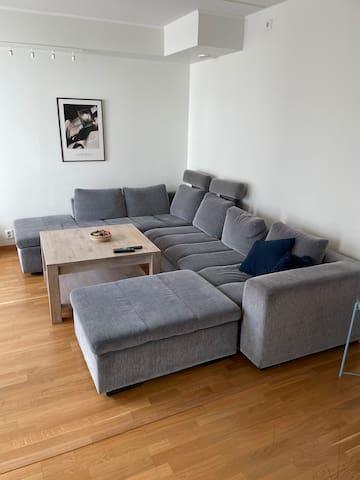 Stue, sittegruppe