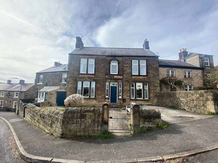 Detached period  property in the Peak District