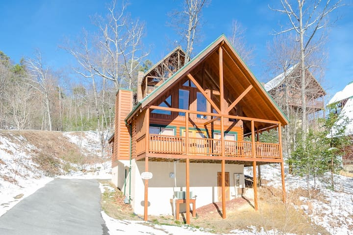 Three Bears Getaway - Pigeon Forge - Chalet